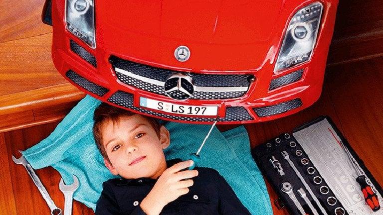 Tagliando service Mercedes
