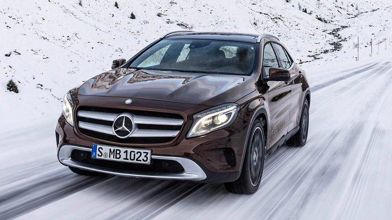 Mercedes Benz offerta su gomme