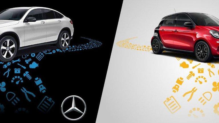 Check-up gratuito Mercedes-benz e smart